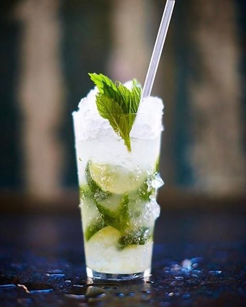Enjoy $5 Mojitos All Day Every Monday!