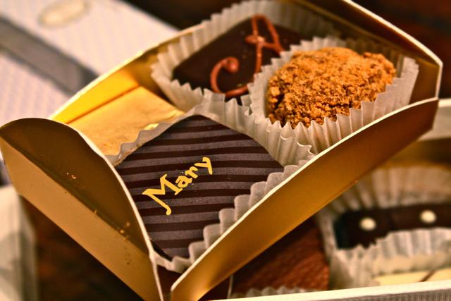 Mary Chocolatier Locanda La Gelsomina