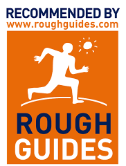 Recommended by Rough Guides 2016