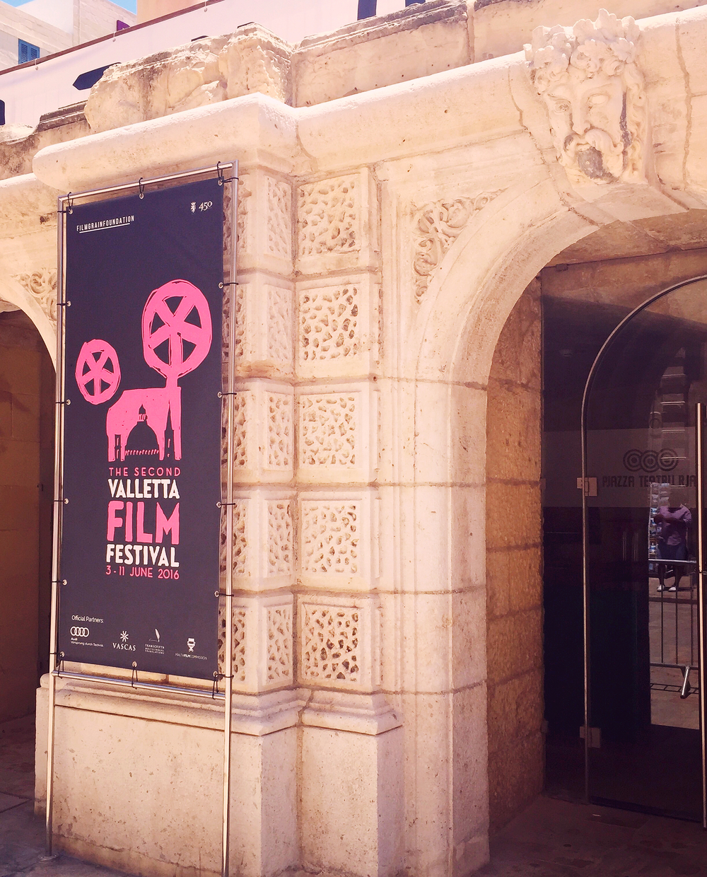 Locanda La Gelsomina loves Valletta Film Fest 2016