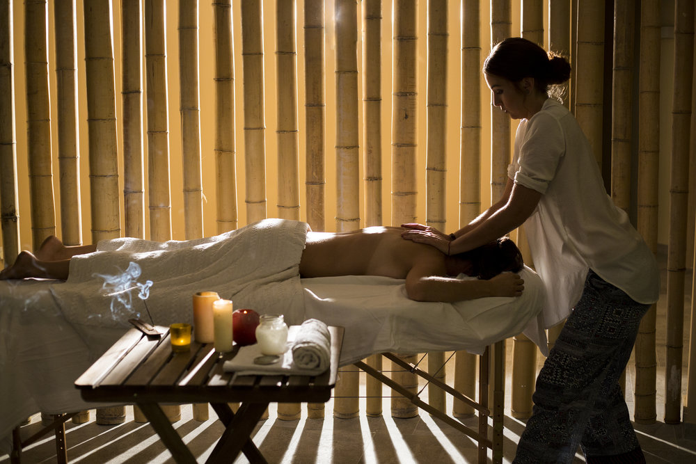 Image courtesy of Sanya Spa