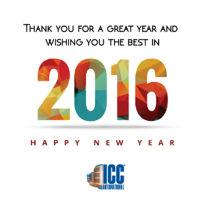2016, ICC Happy New Year