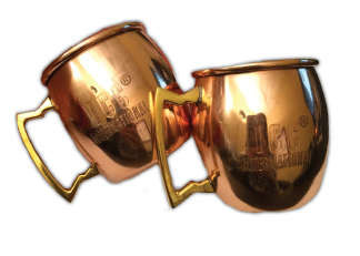 ICC Engraved Copper Mug