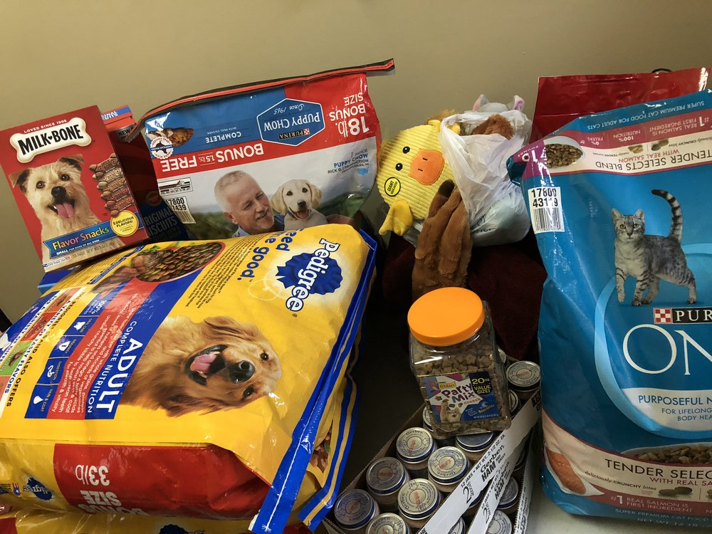 Animal Shelter Donations 2