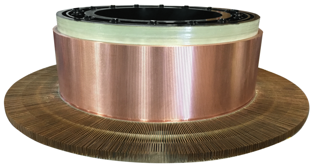 12 Foot Commutator VRing