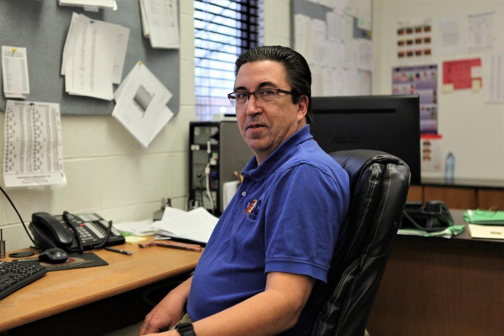 Eddie Tedder - Process Engineer