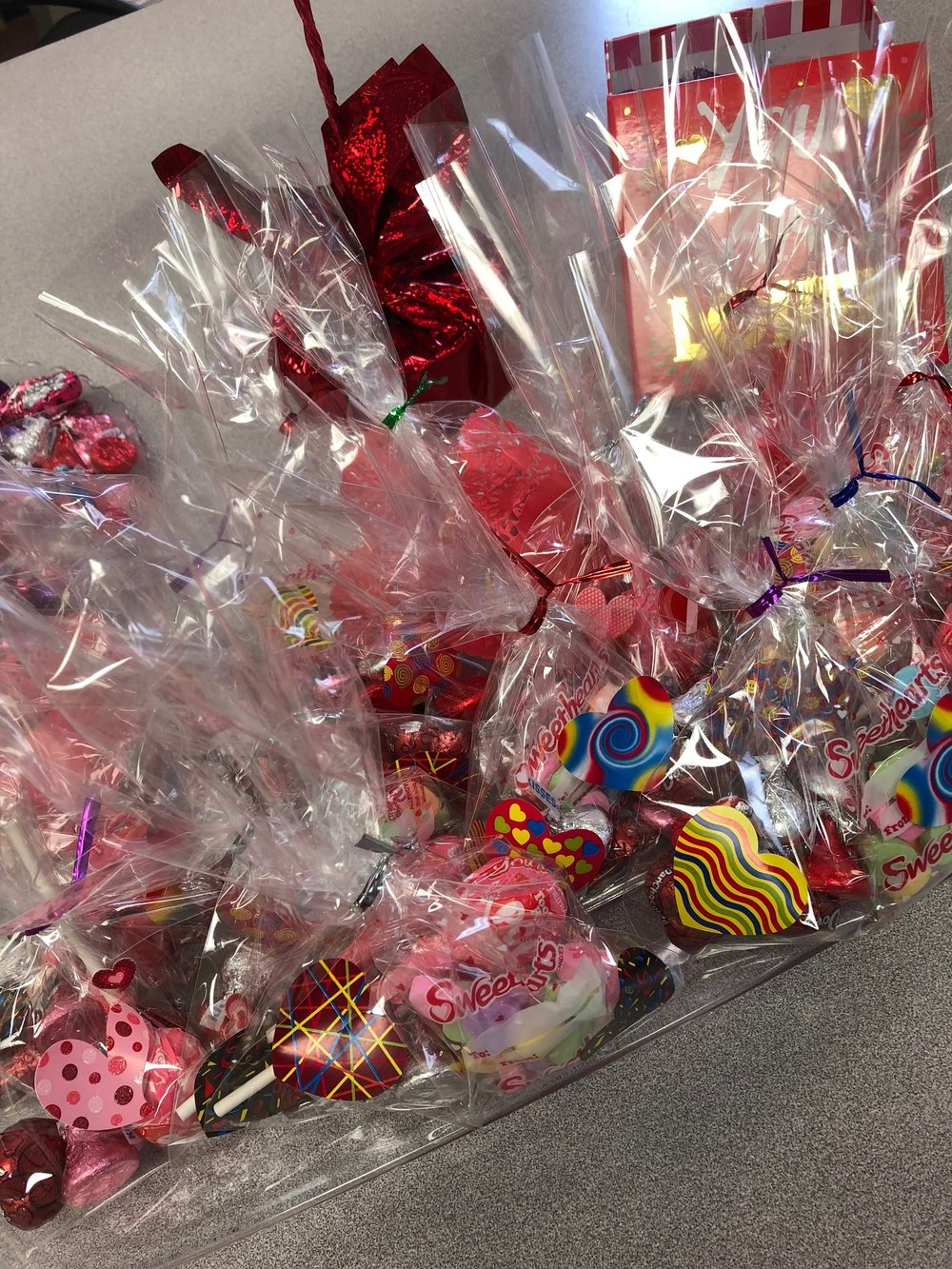 35 Acts of Kindness - Valentine Treats