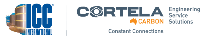 CORTELA ICC International LOGO