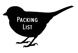 conservationpackinglist