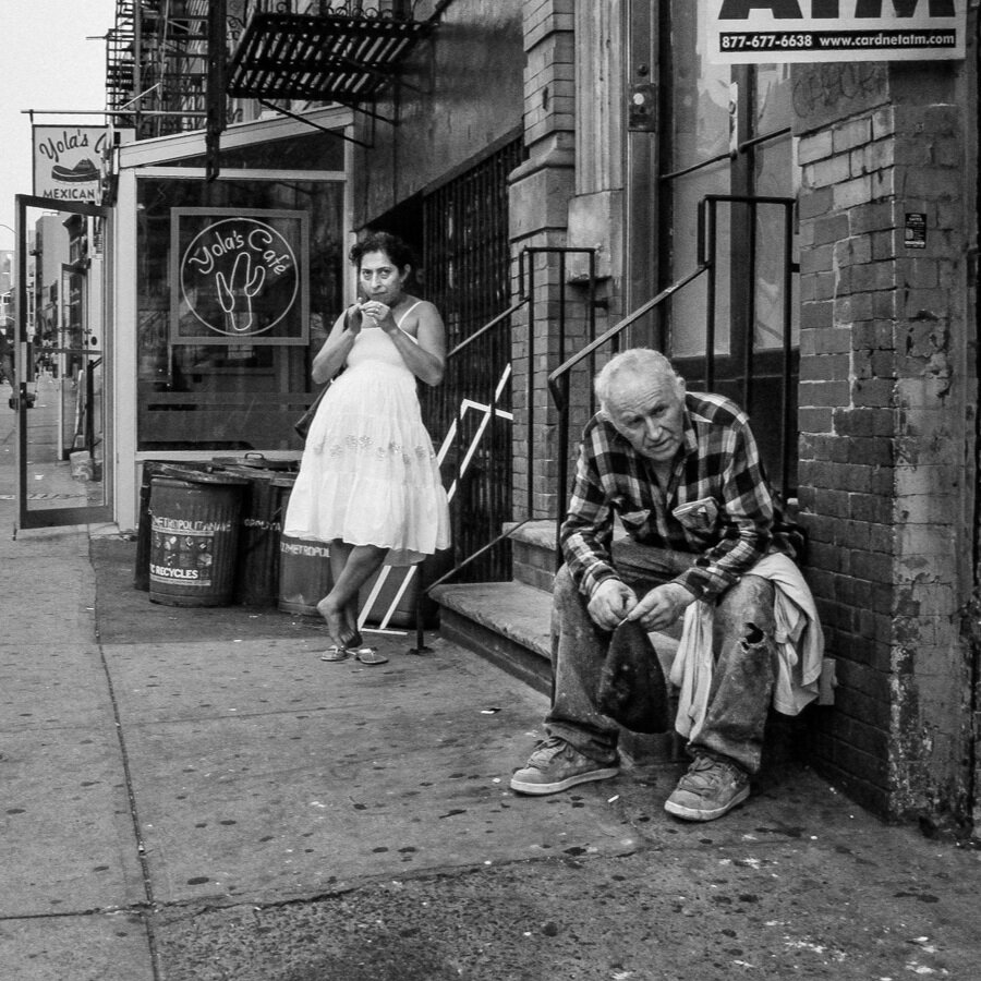 Metropolitan ave, Brooklyn NY