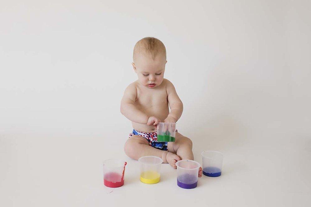 one-year-birthday-photography-inspiration-rainbow-colours-toronto-baby-photographer