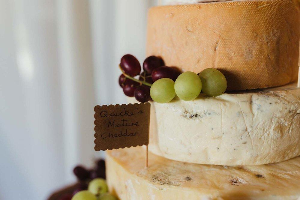 toronto wedding photographer copperred cake cheese
