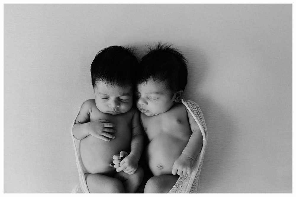 toronto newborn baby photographer copper red photography