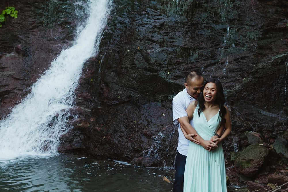 Toronto-Engagement-Photographer-Waterfall-CopperRed-Photography