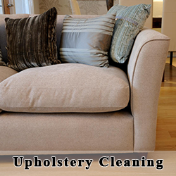 Barclay's Carpet Care - Upholstery Cleaning