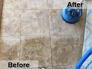 Barclay's Carpet Care - Before & After Photos
