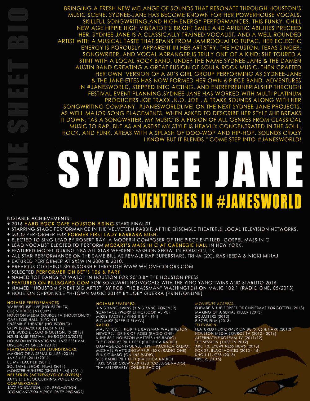 sydnee jane one sheet 2016.jpg