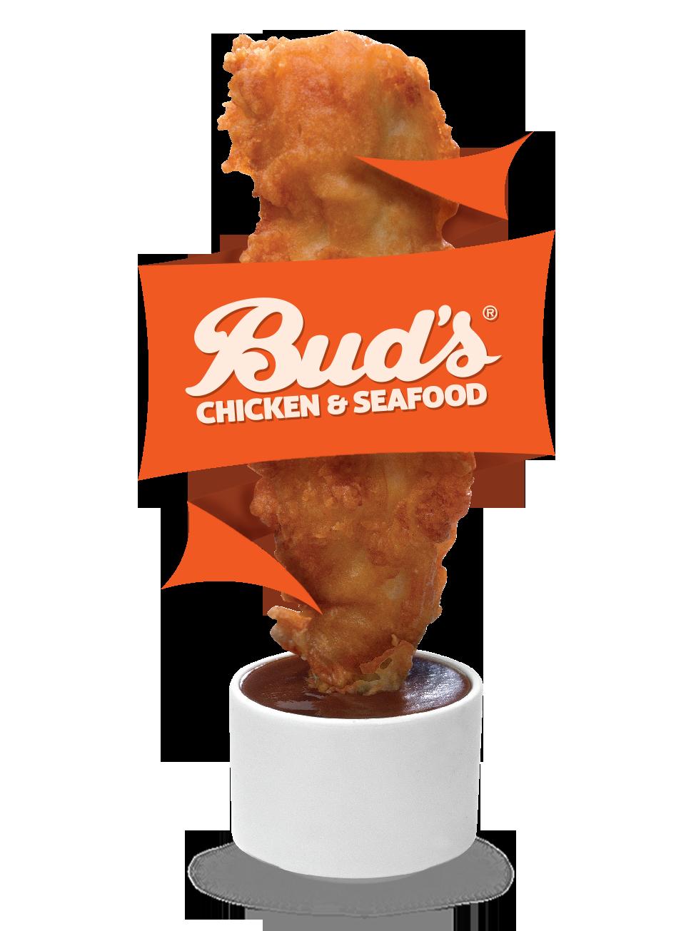 Bud's Chicken & Seafood - Chicken finger