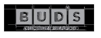 Bud's Chicken & Seafood - logo rebrand proposal