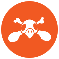 Bud's Chicken & Seafood - rebrand proposal icon