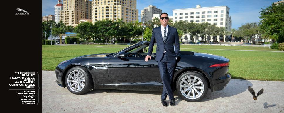 Jaguar Palm Beach - photoshoot Tim