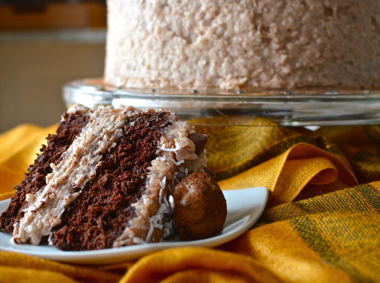 Irish Potato Cake