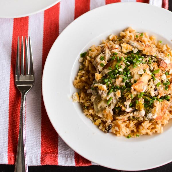 Vegetarian chicken divan kristin 39 s kitchen creative for Divan ovalia 05 version 2
