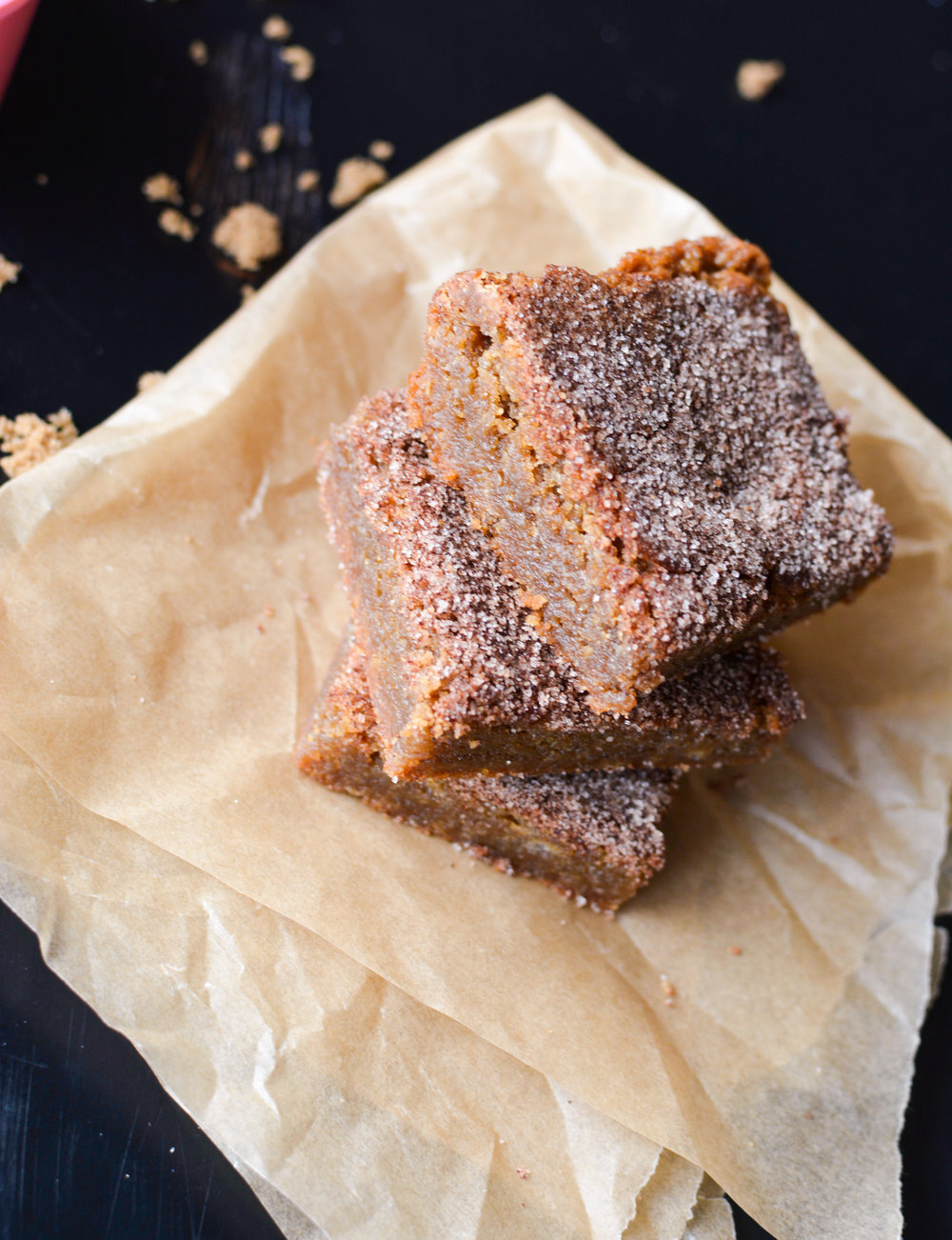 Brown Sugar Bars - Kristin's Kitchen