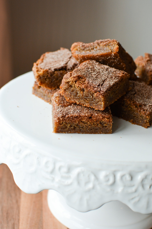 Brown Sugar Bars - Kristin's Kitchen