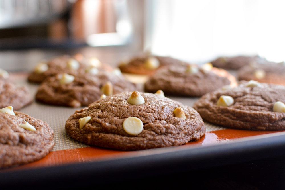 Milk Chocolate Cookies