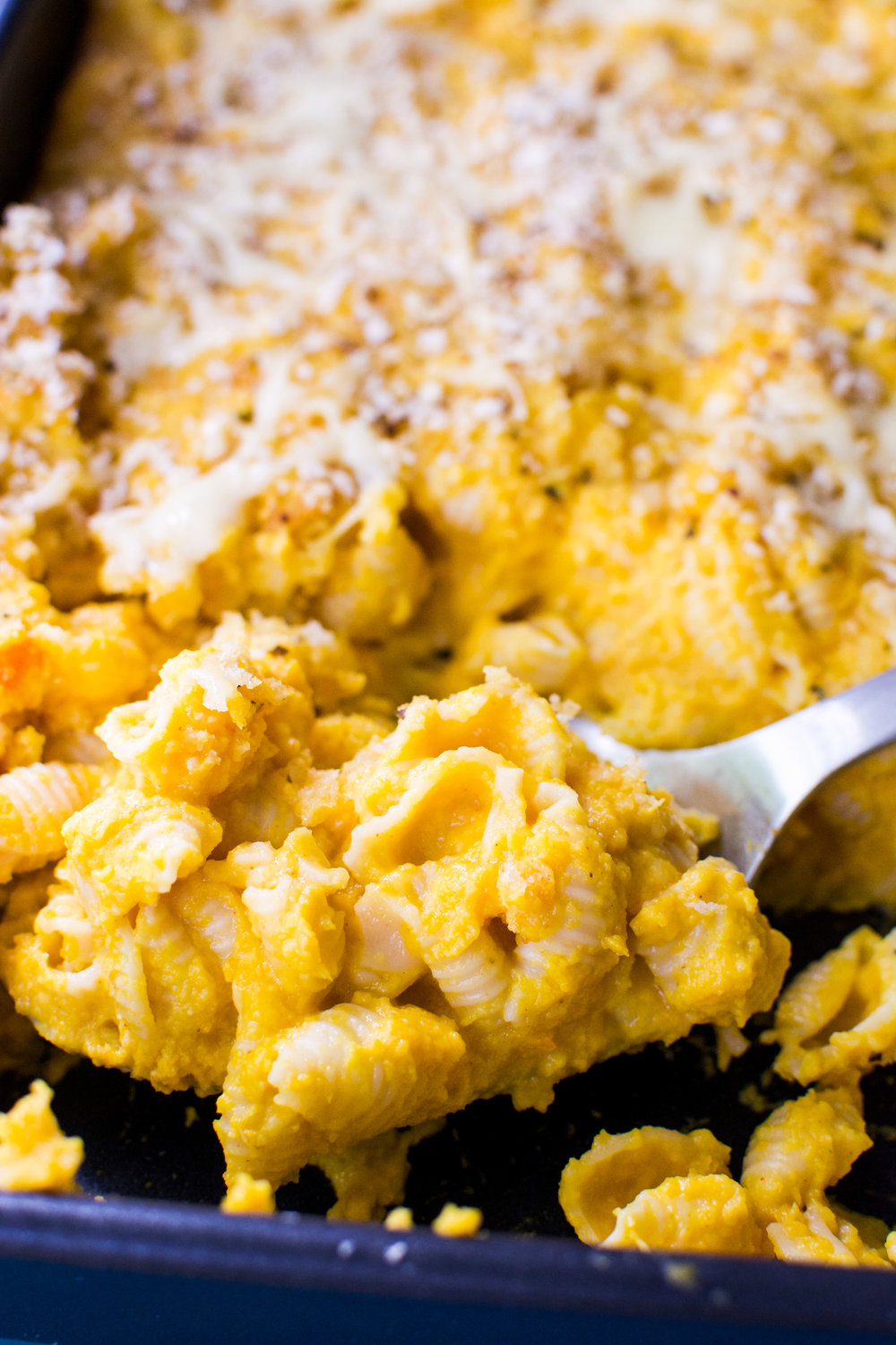 Hidden Vegetable Mac and Cheese