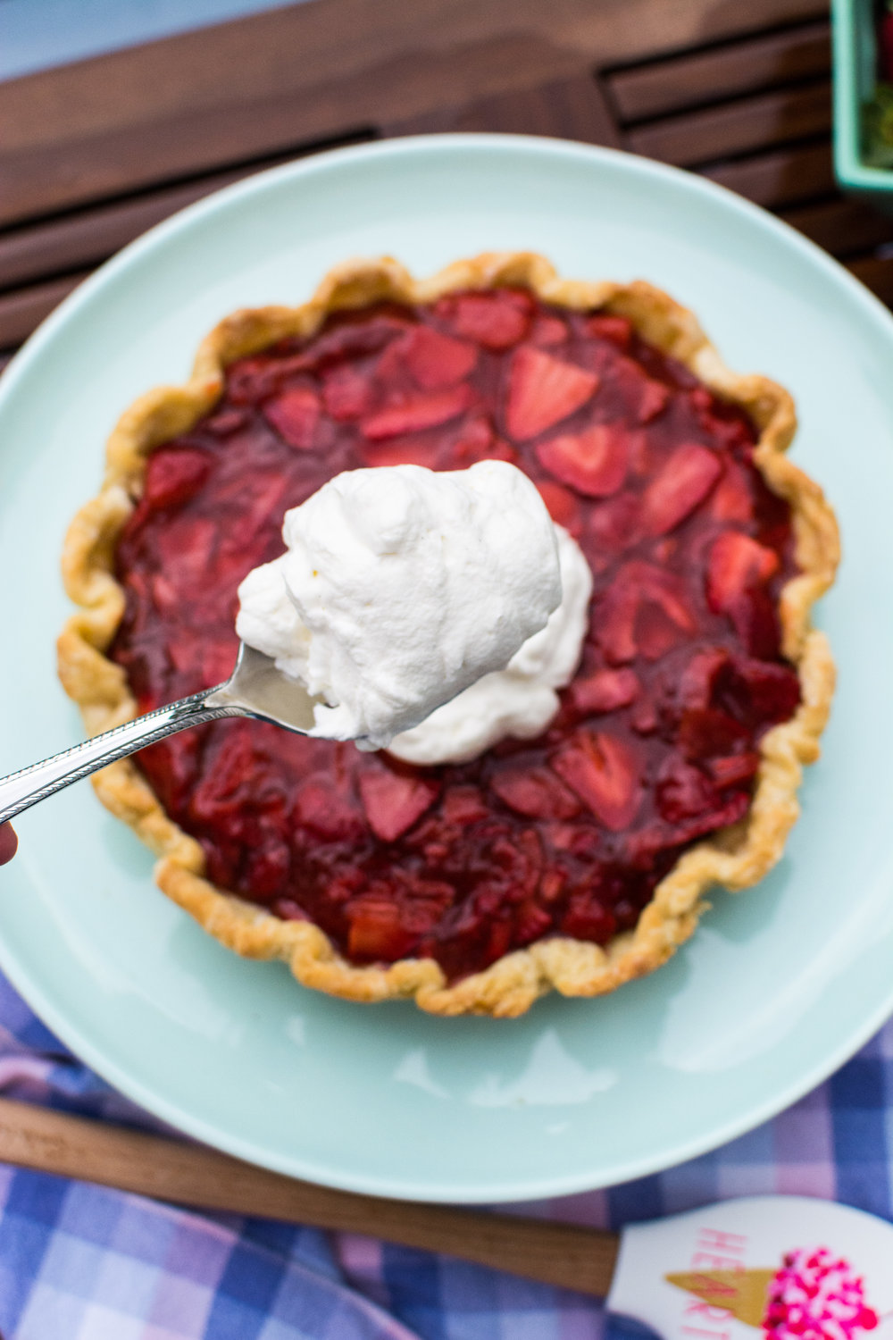 Strawberry Pie