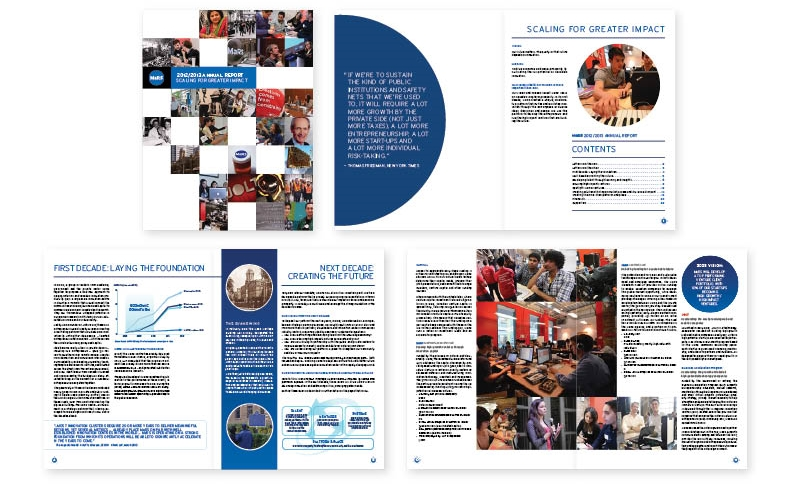 MaRS Discovery District 2013 Annual Report