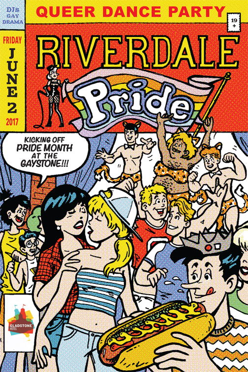 Riverdale Pride: Queer Dance Party