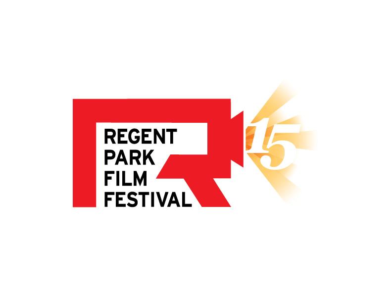 Regent Park Film Festival 15 Logo