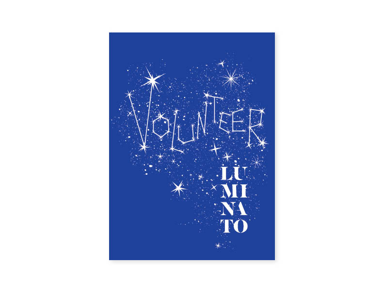 Luminato 2018 — Volunteer T-shirt
