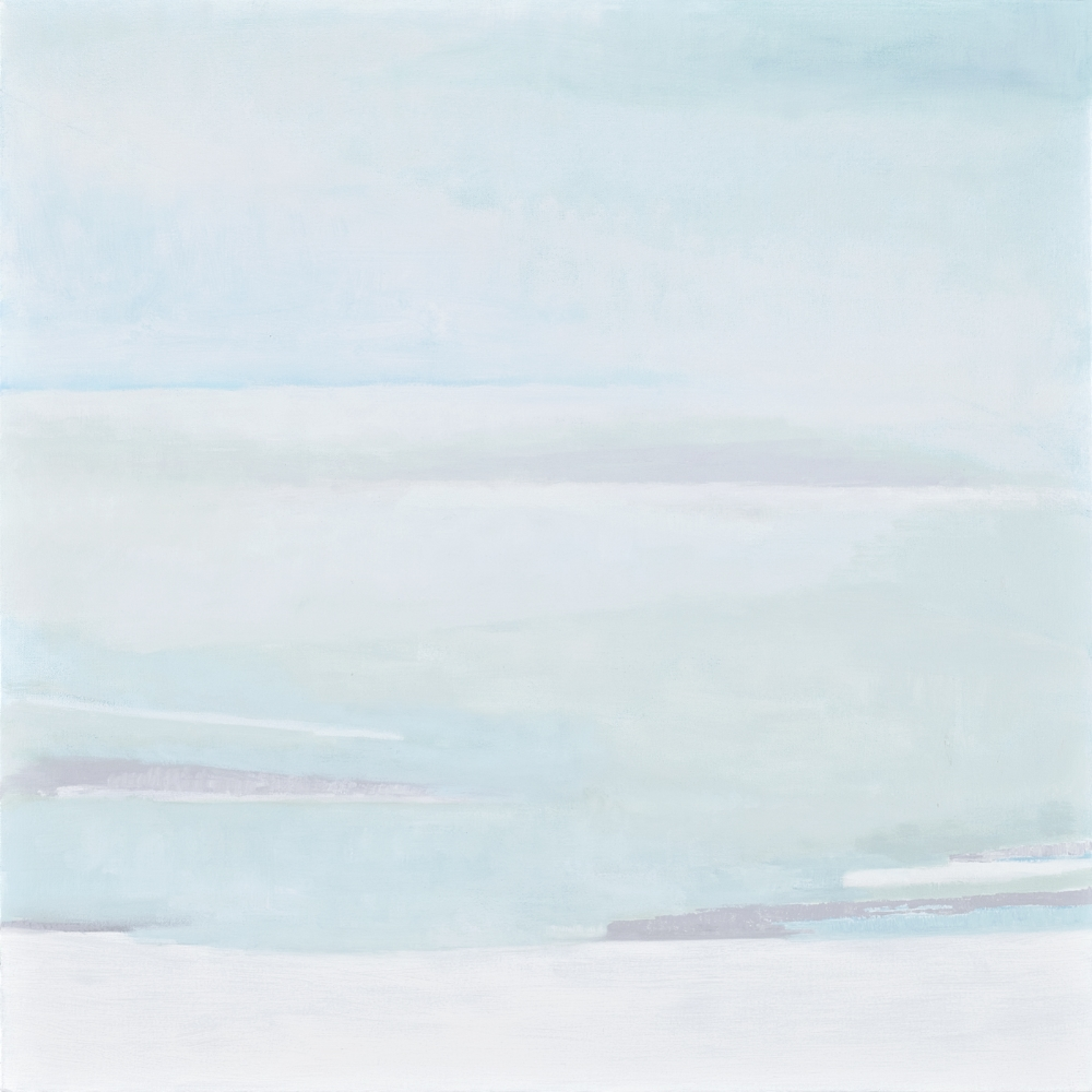 Sea 69  2011 oil on canvas 28 x 28 in.