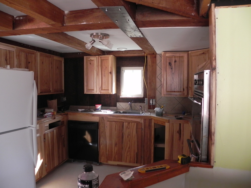 Managers Cabin Kitchen