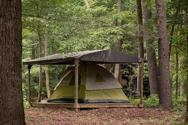Tent Platforms & Tent Platforms u2014 Nolichucky Gorge