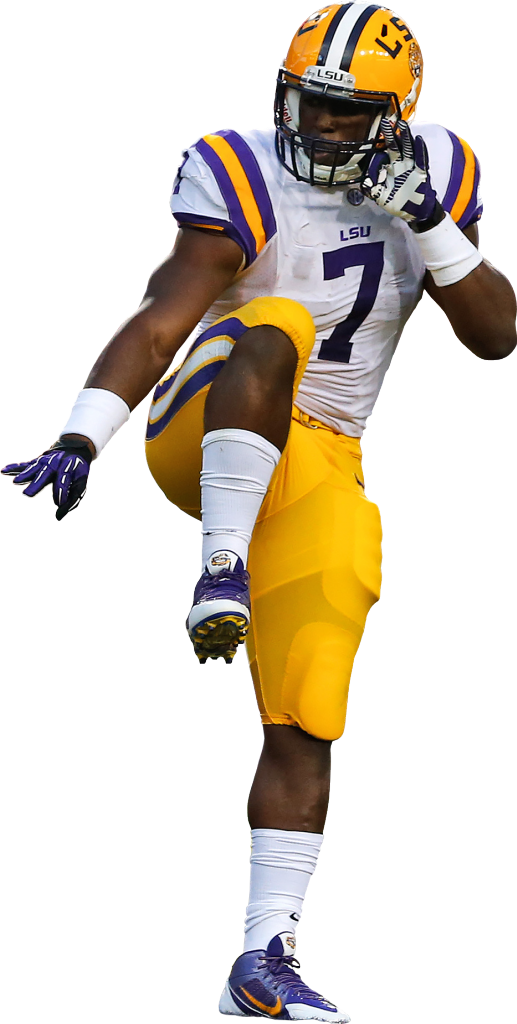 Leonard Fournette LSU Tigers Instagram