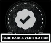 Blue Badge Verification on Instagram Twitter Facebook YouTube