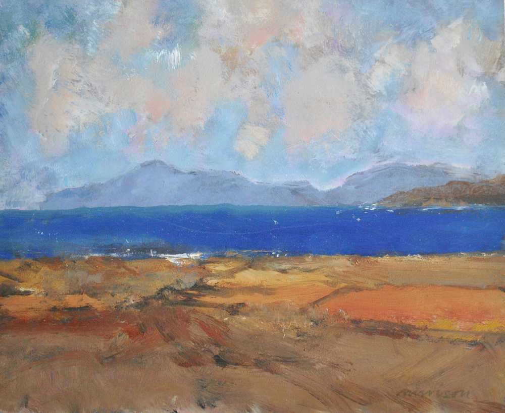 NM84 Irish Landscape acrylic on board.JPG