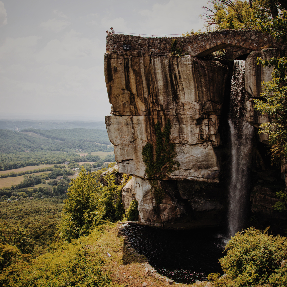 View from Lover's Leap