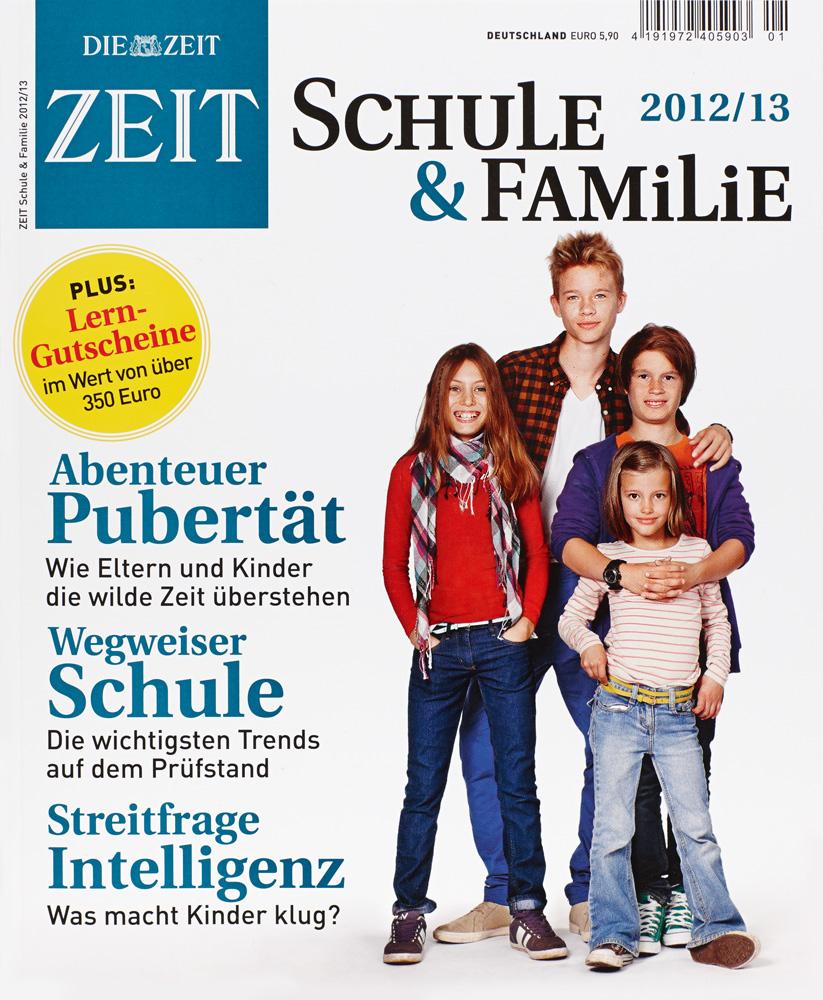 DIE ZEIT - SCHULE & FAMILIE