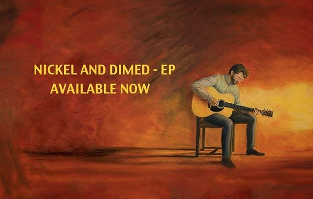 My new EP, Nickel and Dimed, is available now to download and stream.  Enjoy!