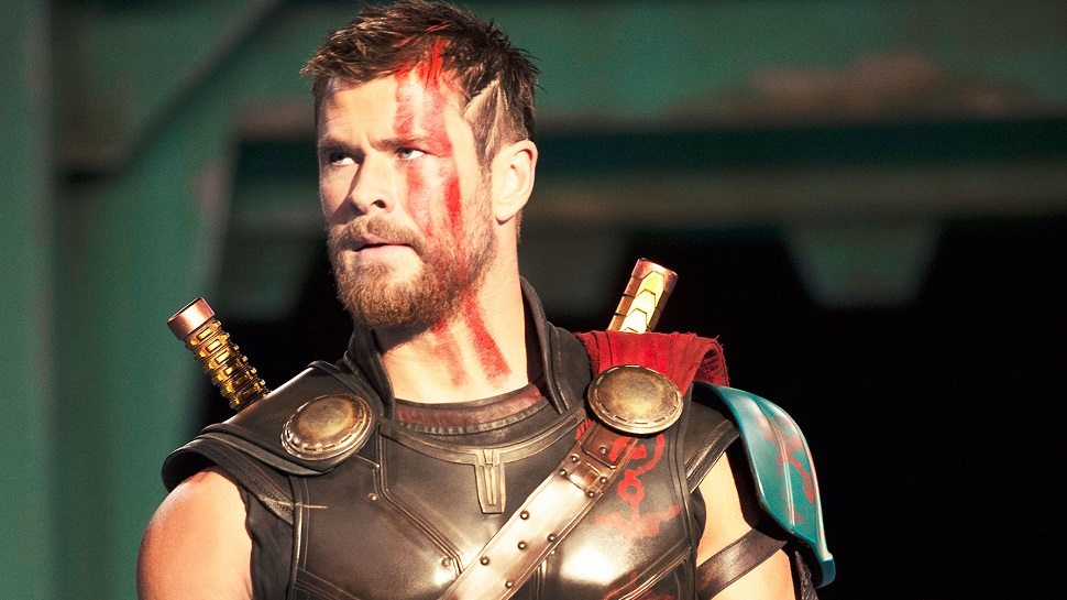 Image of Chris Hemsworth in Thor: Ragnarok