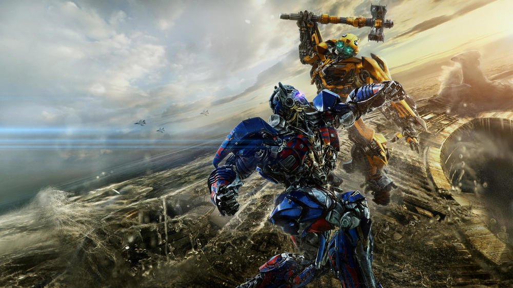 Artwork for Transformers: The Last Knight