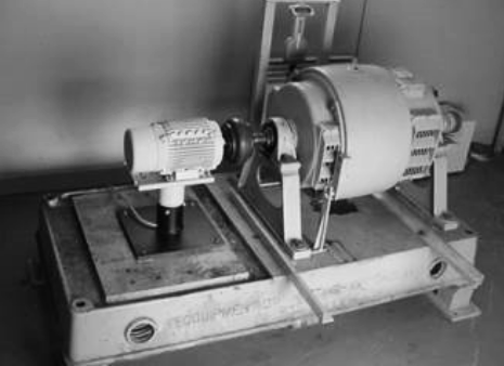 Energy technology centre test facilities Electric motor dynamometer testing