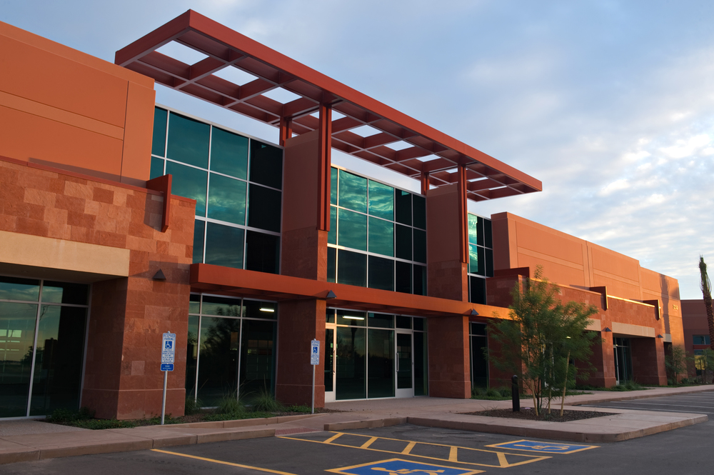 Red Rock Business Plaza
