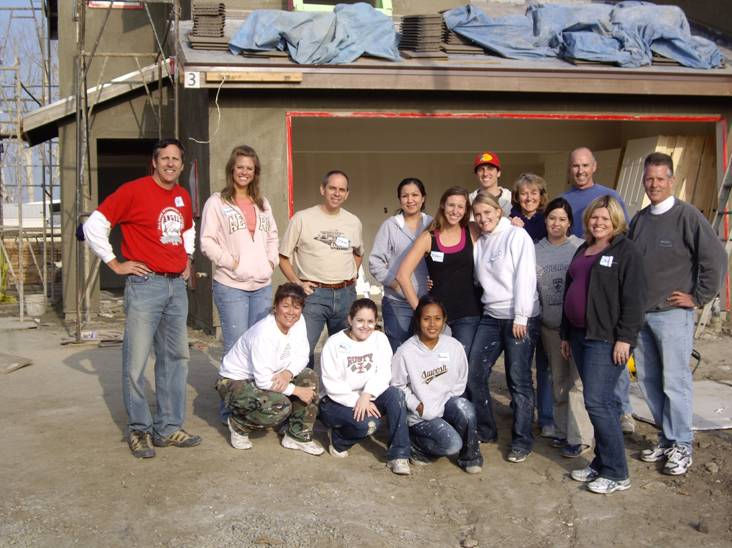 Habitat for Humanity • 2008